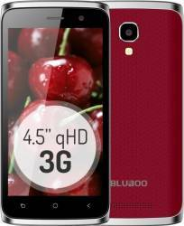 Telefon Mobil Bluboo Mini 8GB Dual Sim 3G Red + Folie Telefoane Mobile