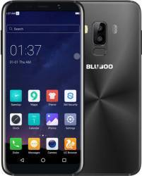 Telefon mobil Bluboo S8 32GB Dual SIM 4G Black + Husa Silicon + Folie Sticla Telefoane Mobile