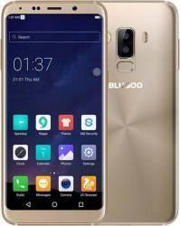 Telefon mobil Bluboo S8 32GB Dual SIM 4G Gold + Husa Silicon + Folie Sticla Resigilat telefoane mobile