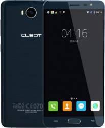 Telefon Mobil Cubot Cheetah 2 32GB Dual Sim 4G Blue + Husa si Folie Telefoane Mobile