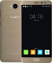 Telefon Mobil Cubot Cheetah 2 32GB Dual Sim 4G Gold + Husa si Folie Telefoane Mobile