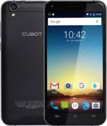 Telefon Mobil Cubot Manito 16GB Dual Sim 4G Black + Husa Silicon si Folie Plastic Telefoane Mobile