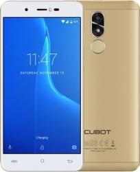 pret preturi Telefon Mobil Cubot R9 16GB Dual SIM Gold + Husa si Folie