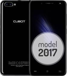 Telefon Mobil Cubot Rainbow 2 16GB Dual Sim Black + Husa si Folie Telefoane Mobile
