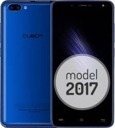Telefon Mobil Cubot Rainbow 2 16GB Dual Sim Blue + Husa si Folie Telefoane Mobile