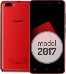 pret preturi Telefon Mobil Cubot Rainbow 2 16GB Dual Sim Red + Husa Silicon + Folie Sticla