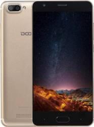 Telefon Mobil Doogee X20 16GB 2GB RAM Dual Sim Gold Telefoane Mobile