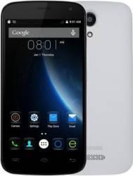 Telefon Mobil DooGee X3 Dual Sim White