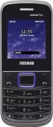 Telefon Mobil Eboda Freeman Speak T100 Dual SIM Negru-Albastru