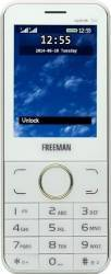 Telefon Mobil Eboda Freeman Speak T200 Dual SIM Auriu