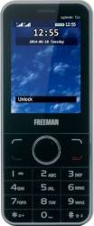Telefon Mobil Eboda Freeman Speak T200 Dual SIM Negru