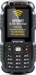 imagine Telefon Mobil Evolveo StrongPhone WiFi 3G Dual SIM Black sgp-wifi