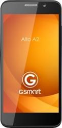 imagine Telefon Mobil Gigabyte GSmart Alto A2 Dual SIM Black-White 2q001-00043-390s