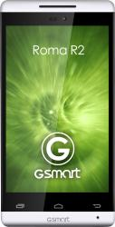 imagine Telefon Mobil Gigabyte GSmart Roma R2 Dual SIM White 2q001-00039-390s