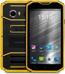 Telefon mobil GoClever Quantum 3 550 Rugged Dual SIM 4G Black-Orange Resigilat telefoane mobile