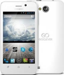 imagine Telefon Mobil GoClever QUANTUM 4 Dual Sim White. quantum_4_white_resigilat