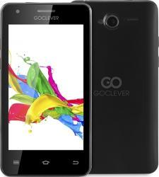 Telefon Mobil GoClever Quantum 400 Plus Dual SIM Black