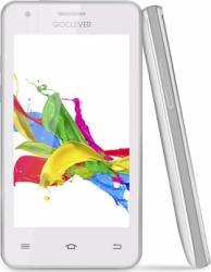 Telefon Mobil GoClever Quantum 400 Plus Dual SIM White