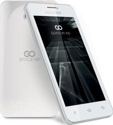 Telefon Mobil GoClever Quantum 450 Dual SIM White