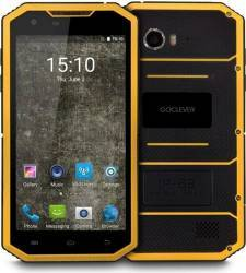 Telefon mobil GoClever Quantum 5 500 Rugged Dual Sim 4G Black-Orange Telefoane Mobile