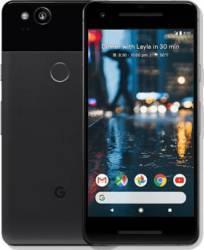 Telefon Mobil Google Pixel 2 128GB 4G Black Telefoane Mobile