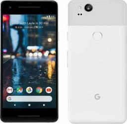 Telefon mobil Google Pixel 2 64GB 4G White Telefoane Mobile