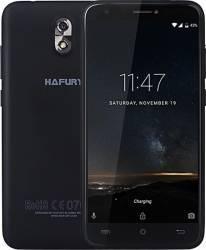 Telefon Mobil Hafury Mix 16GB Dual SIM Black Husa+Folie Telefoane Mobile