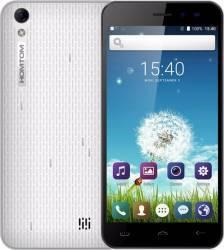 Telefon Mobil HomTom HT16 Dual Sim White Telefoane Mobile