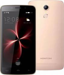 Telefon mobil HomTom HT17 Dual Sim 4G Gold Telefoane Mobile