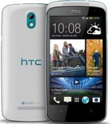 imagine Telefon Mobil HTC Desire 500 White-Blue. desire 500 white-blue_resigilat