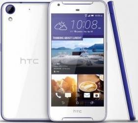 Telefon Mobil HTC Desire 628 32GB Dual Sim 4G Cobalt White
