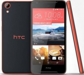 Telefon Mobil HTC Desire 628 32GB Dual Sim 4G Sunset Blue
