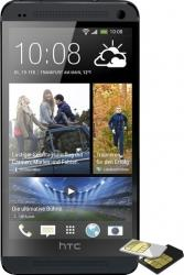 imagine Telefon Mobil HTC One Dual SIM 32GB Black 75899