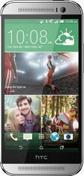 Telefon Mobil HTC One M8 4G Glacial Silver
