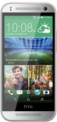 imagine Telefon Mobil HTC One M8 Mini 2 Silver htconem8mslv