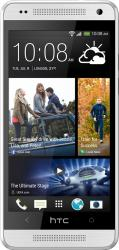 imagine Telefon Mobil HTC One Mini Silver. one mini 16gb silver_resigilat