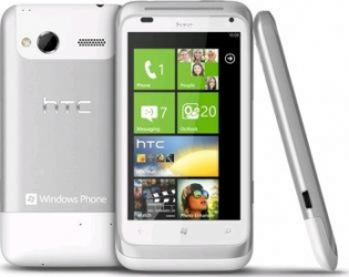 imagine Telefon Mobil HTC Radar Silver White 104055
