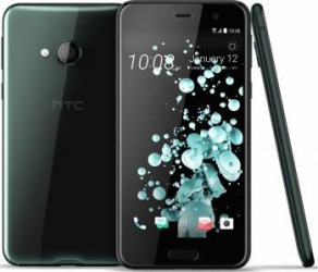 Telefon Mobil HTC U Play 32GB Single Sim 4G Brillian Black Telefoane Mobile