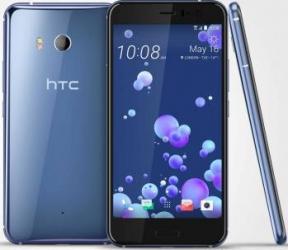 Telefon mobil HTC U11 64GB Dual SIM 4G Amazing Silver Telefoane Mobile