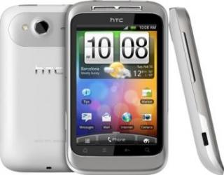 imagine Telefon Mobil HTC Wildfire S White. hta510esv_resigilat