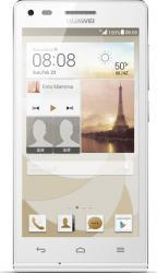 Telefon Mobil Huawei Ascend G6 White