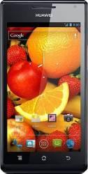 Telefon Mobil Huawei Ascend P1 Black
