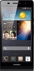 Telefon Mobil Huawei Ascend P6 Black Resigilat