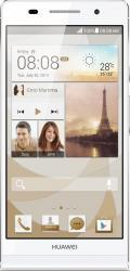 Telefon Mobil Huawei Ascend P6 White