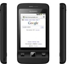 imagine Telefon Mobil Huawei G7206 TV Phone Black. g7206 tv phone black_resigilat