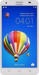 Telefon Mobil Huawei Honor 3X G750 Dual SIM White