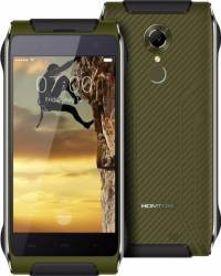 Telefon mobil HomTom HT20 16GB Dual Sim 4G Green