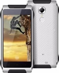 Telefon mobil HomTom HT20 16GB Dual Sim 4G White