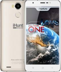 Telefon Mobil iHunt One Love 32GB Dual Sim 4G Gold