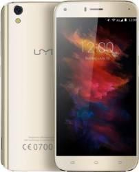 Telefon mobil UMI Diamond 16GB Dual Sim 4G Gold